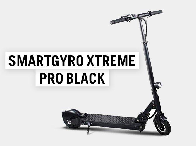 SmartGyroXtremeProBlack