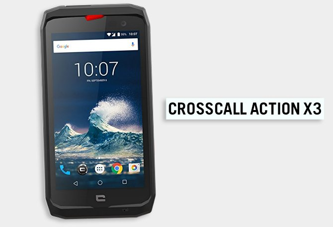 Crosscall Action