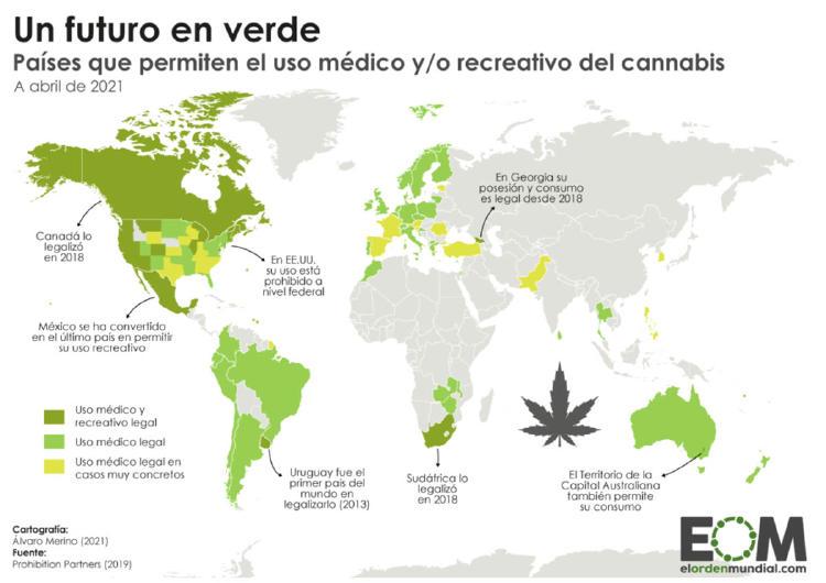 mapa marihuana legal
