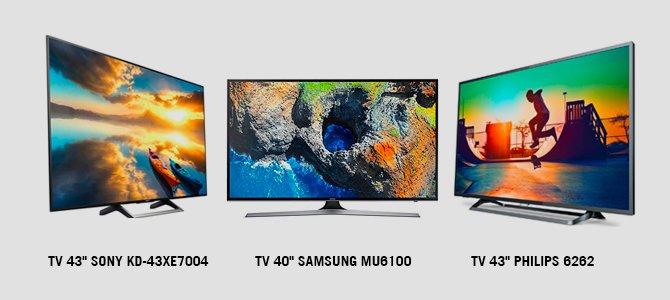 Me he mudado a un casoplón de 30 metros cuadrados, ¿qué pinta un televisor Ultra HD en una habitación pequeña?