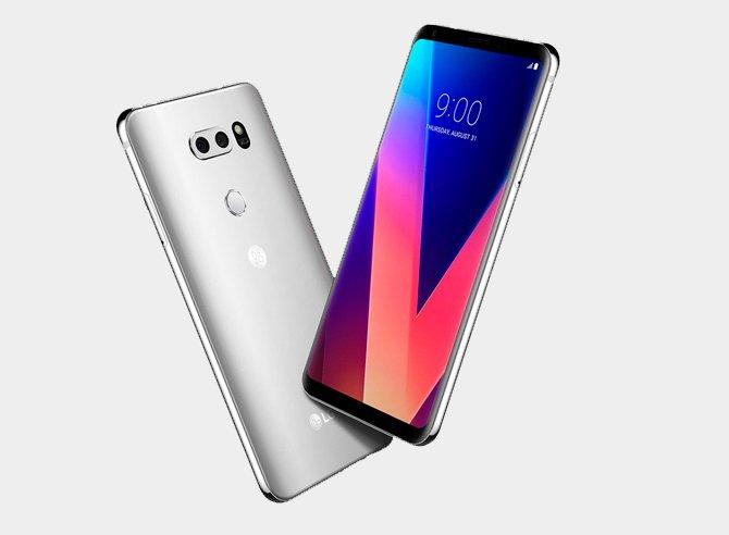 ¿Por qué el LG V30?