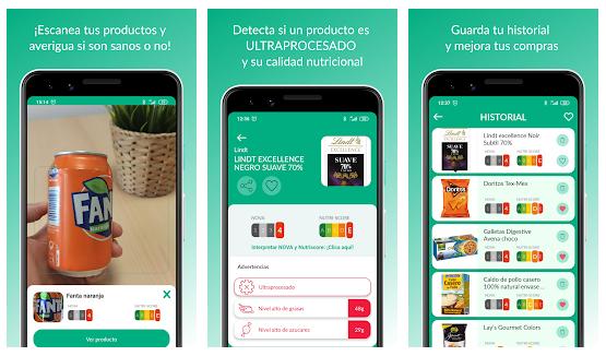 El CoCo, app de comida saludable