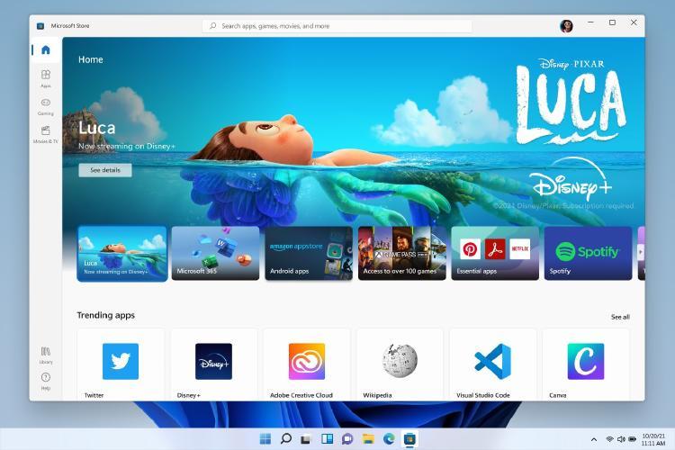 Microsoft-Store Windows 11