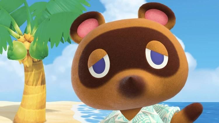 Tom Nook el prestamista de Animal Crossing