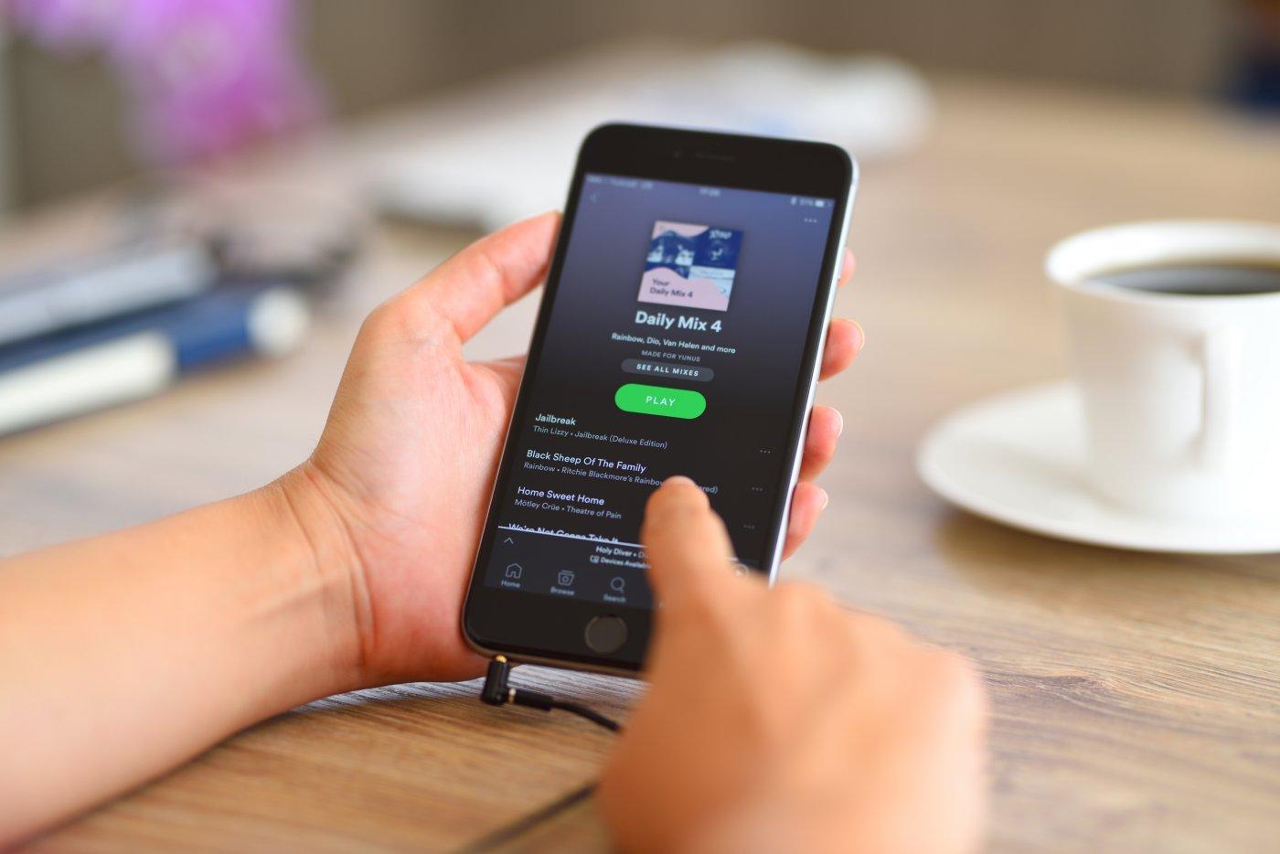 social music con spotify
