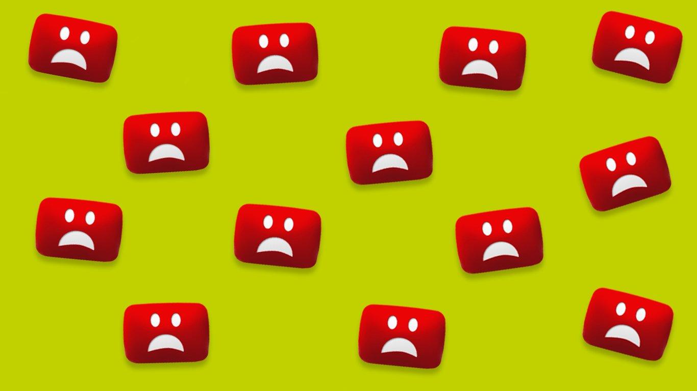 ¿Qué quieres de mí, YouTube?
