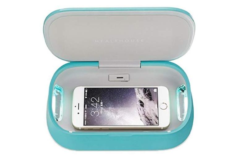 Limpiador móviles UV