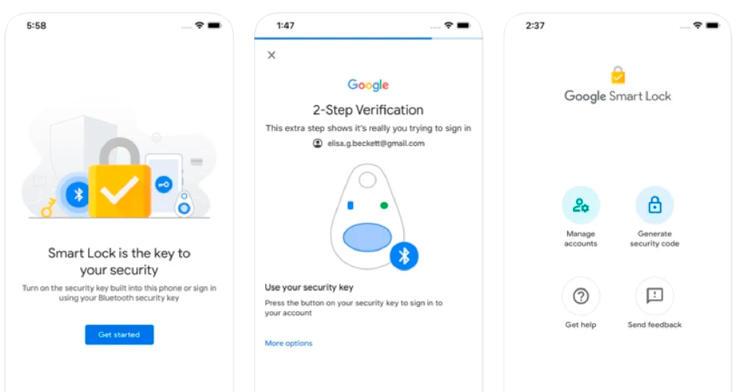 smart lock google qué es