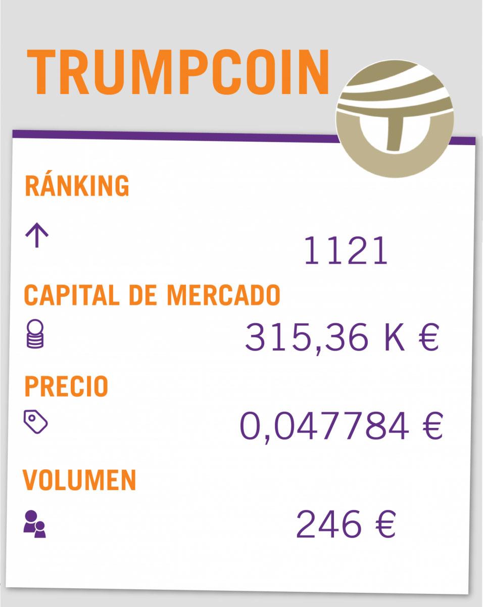 Guía criptomonedas: TrumpCoin