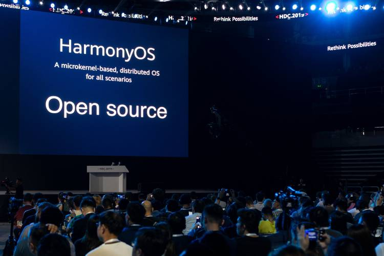 harmonyOS open source