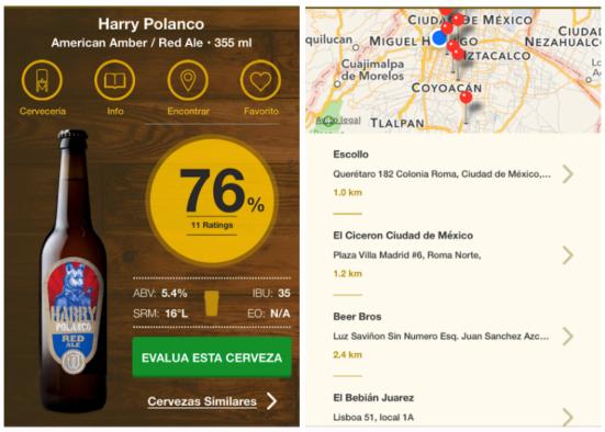 Maltapp cervezas artesanas de México