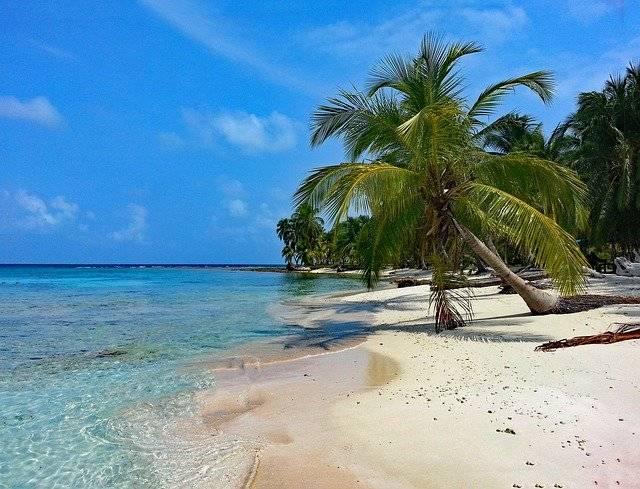 Isla Diablo en Guna Yala Panamá