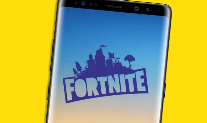 Fortnite en exclusiva para Android