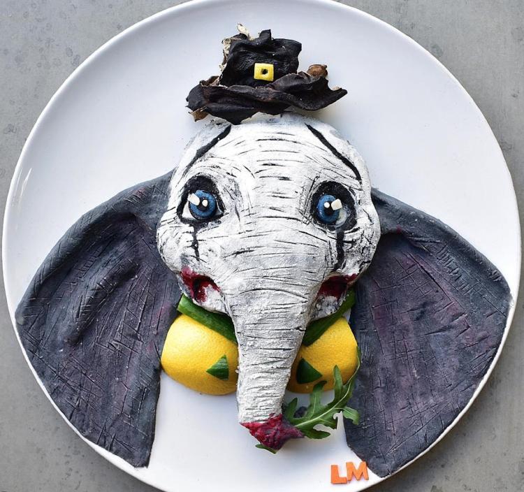 Dumbo por Laleh Mohmedi