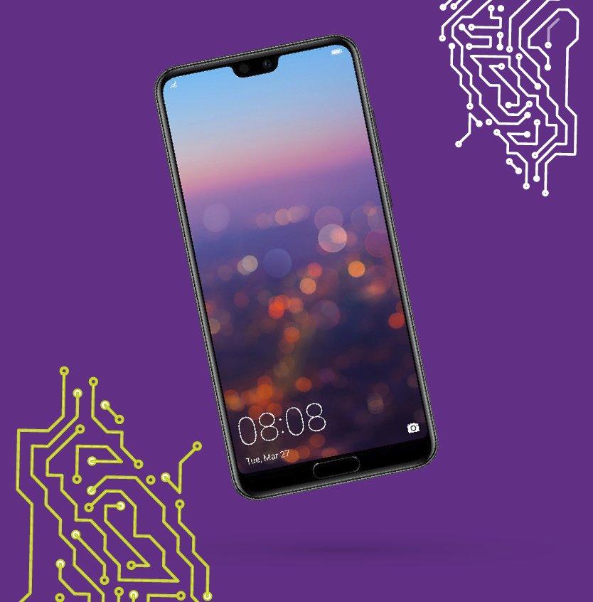 Ofertas Huawei P20 Lite