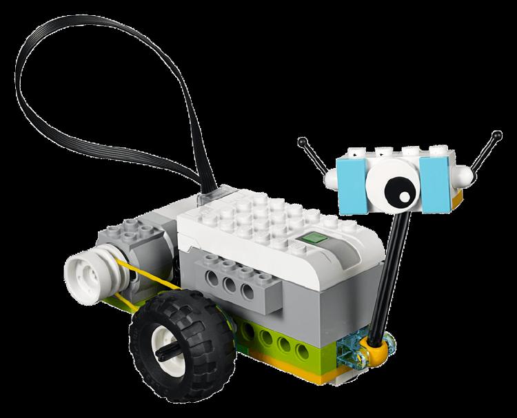 LegoWeDo para niños