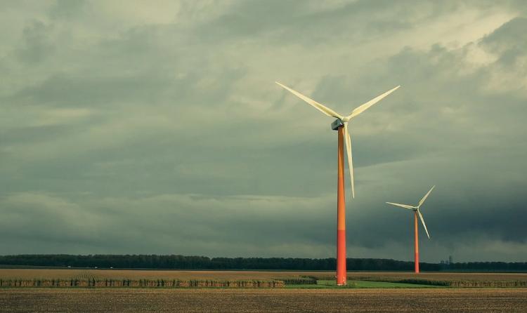 Molinos de energia eolica