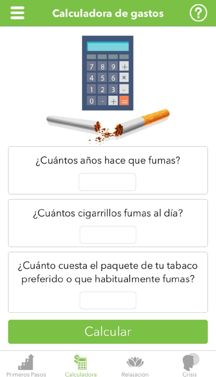 App Stop Tabaco