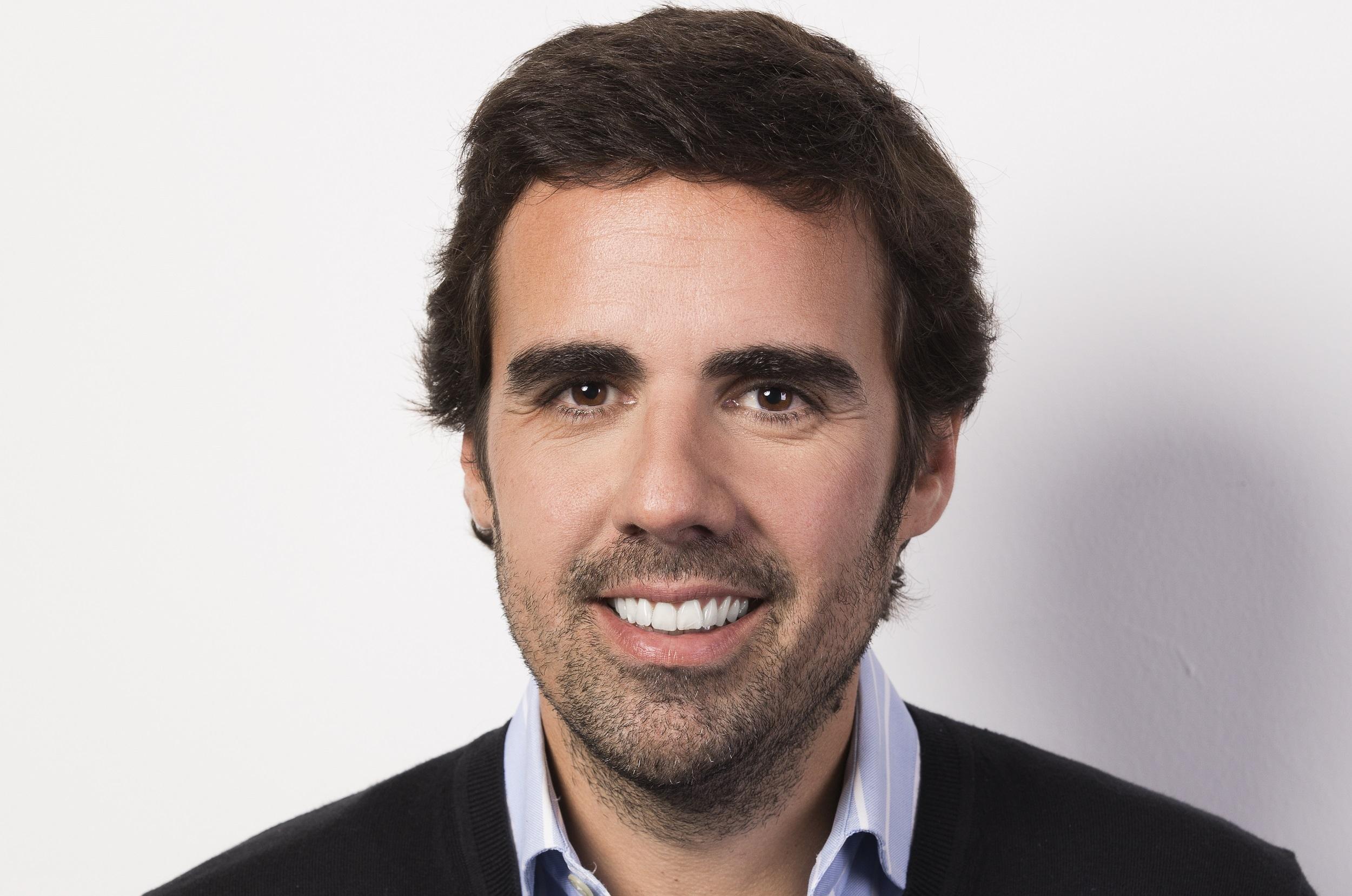 Guillermo Gaspart, fundador y CEO de ByHours