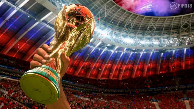 Vive el Mundial de fútbol a lo grande