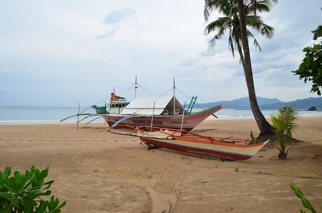 Palawan, la isla más grande de Filipinas