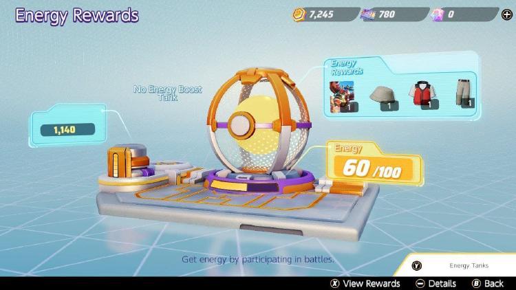 energy rewards pokemon unite
