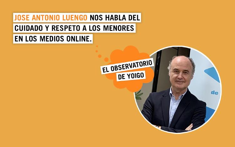 José Luengo en Yoigo