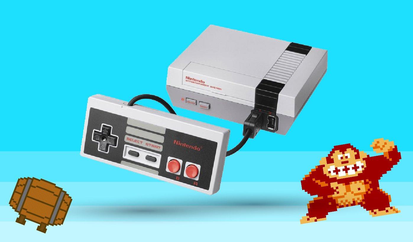 RetroConsolas NintendoClassic