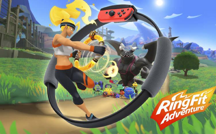 RingFit Adventure