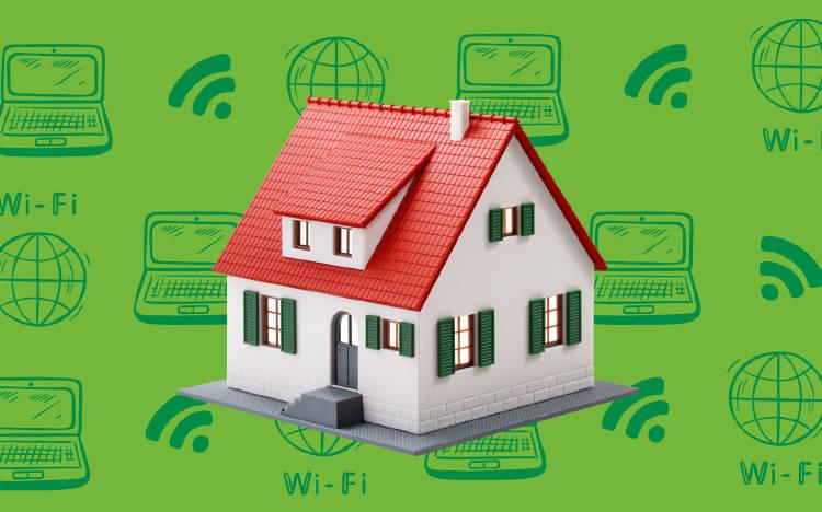 Internet en segunda residencia