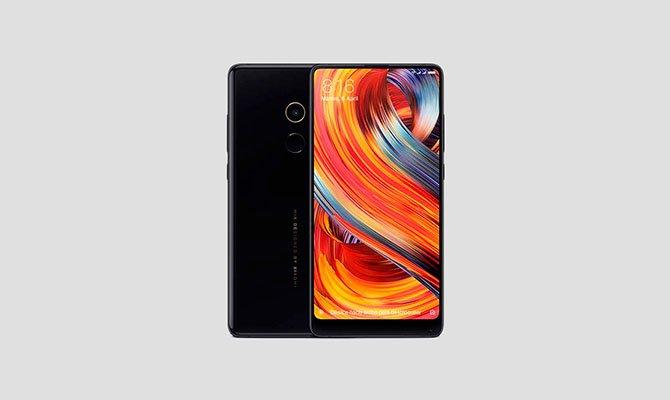Xiaomi Mi Mix 2 – Arroz tres delicias