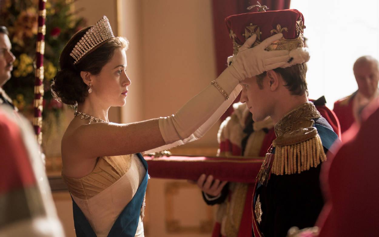 The Crown La Historia Real De Inglaterra Bloygo