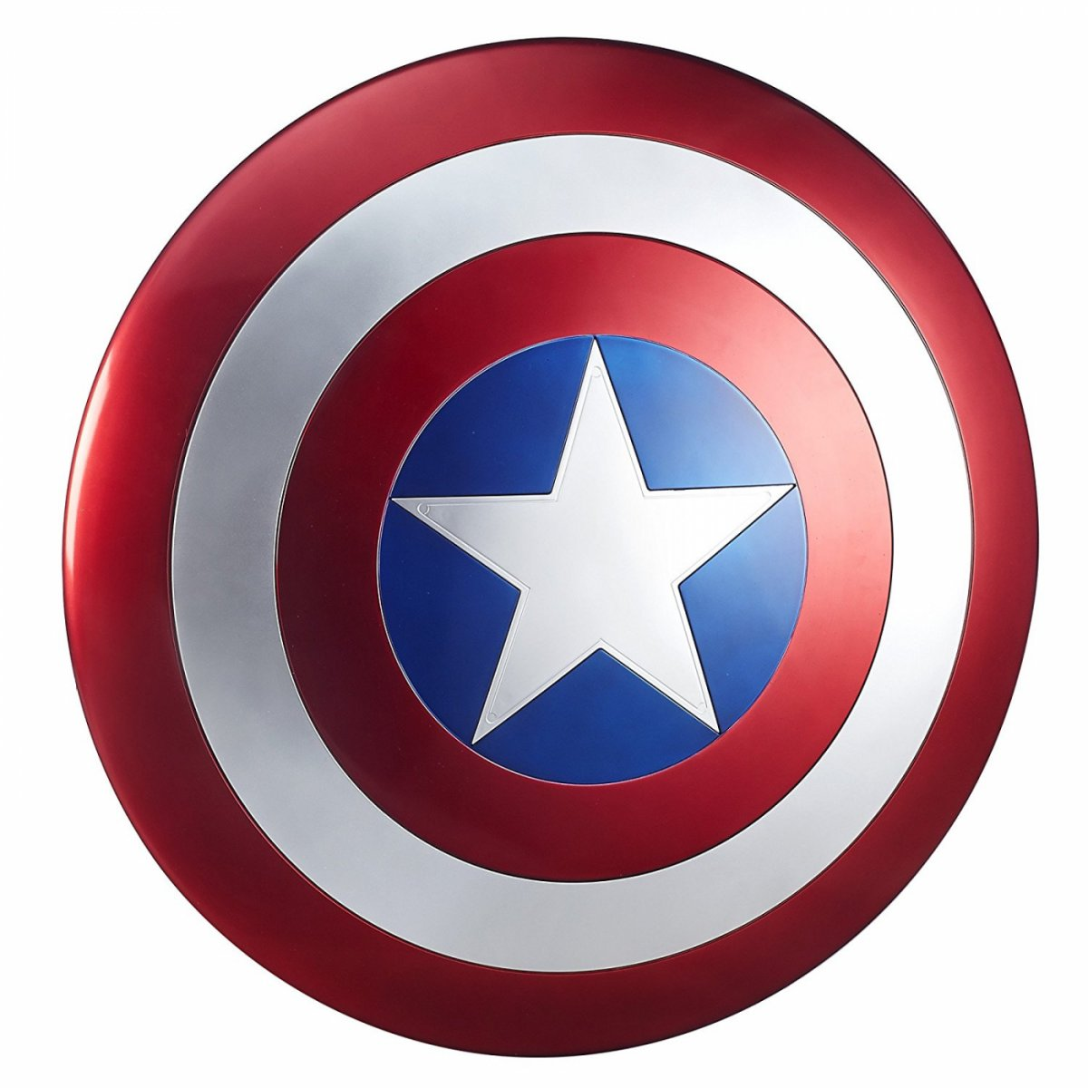Escudo Capitan America - Stan Lee