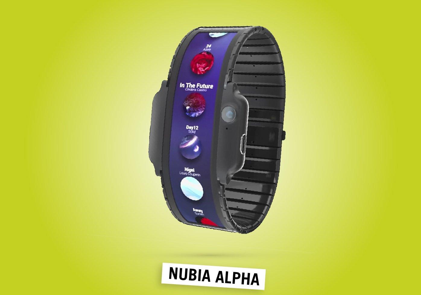 NubiaAlpha