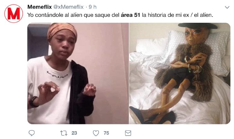 Memes Area 51