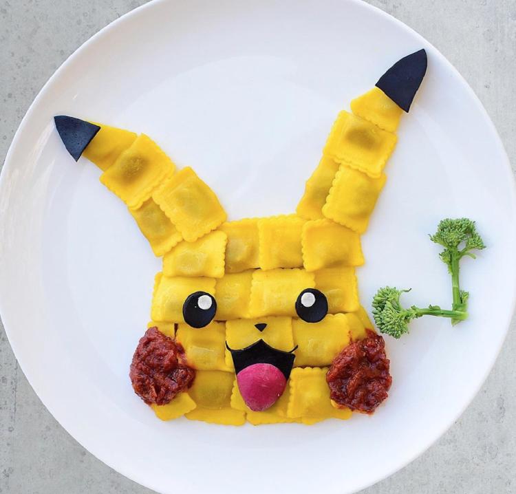 Pikachu de Laleh Mohmedi