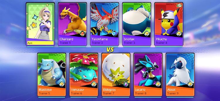 guía Pokémon Unite