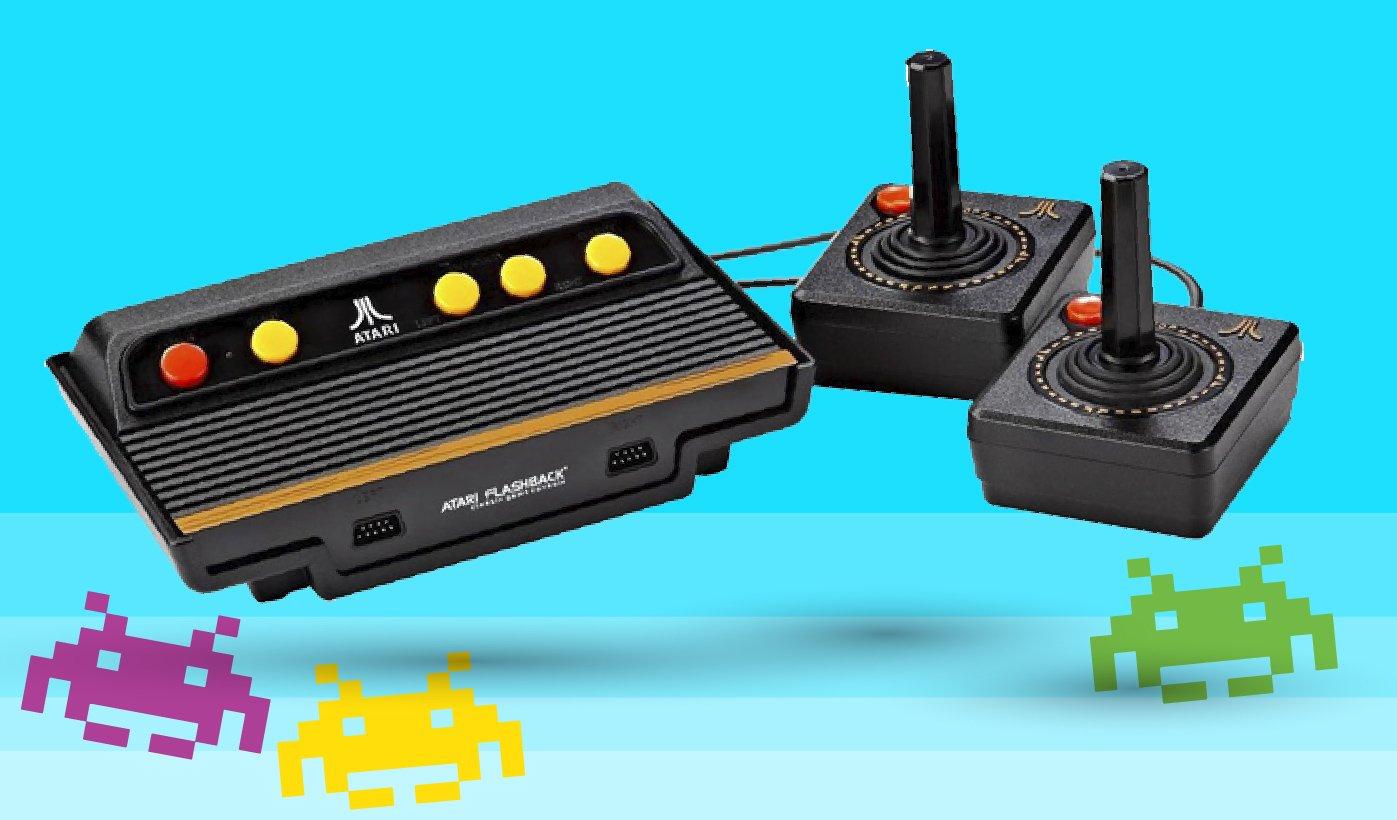RetroConsolas AtariFlashback