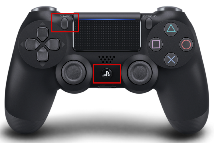 emparejar DualShock 4