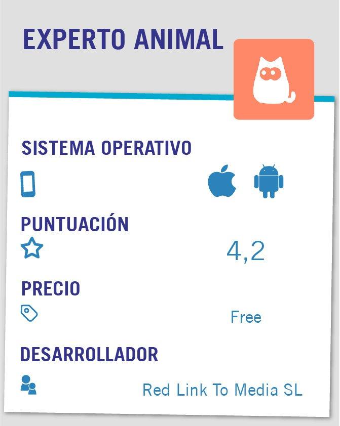 Características Experto Animal
