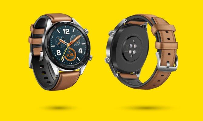 huawei watch doble