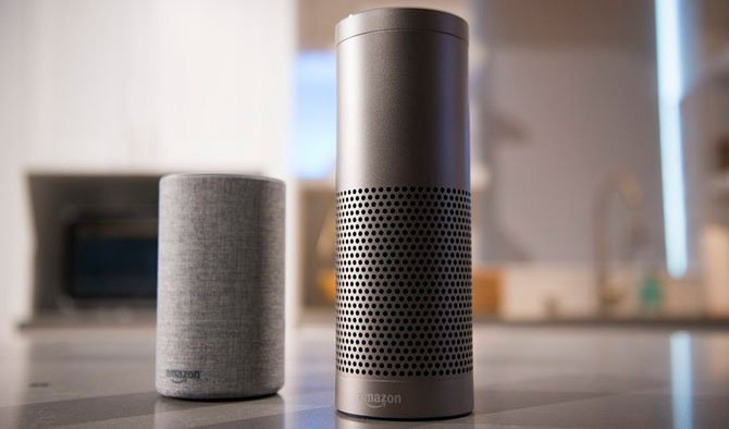 Mayordomo virtual: Amazon Echo y Echo Dot